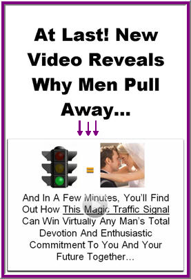 Why Men Pull Away And Won't Commit
